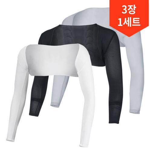 3장1세트 /JXR 발란스스킨 토시겸용 볼레로 이너웨어