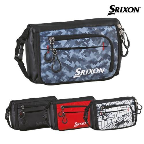 스릭슨 캐쥬얼 파우치_GGF-B4012_골프용품 필드용품 SRIXON CASUAL POUCH