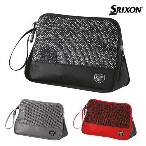 스릭슨 메쉬 클러치백_GGF-B3515_골프용품 필드용품 SRIXON MESH CLUTCH BAG