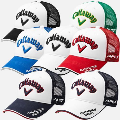 한국캘러웨이 정품/ (19)투어아메리칸메쉬 모자
