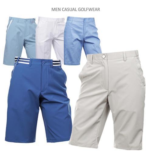 [루센 外] 매일 입고 싶은 면 하프팬츠 숨김밴드 반바지 5종 택일