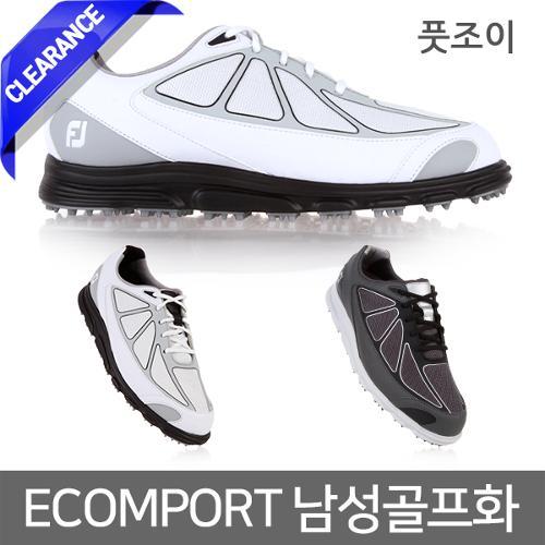 풋조이 eCOMPORT 남성 골프화