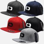 한국캘러웨이 오지오 정품/ 알파아이콘 스냅백 모자
