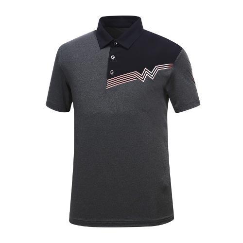 [와이드앵글] 남성 W리미티드 반팔 티셔츠 6 WMM19226C4