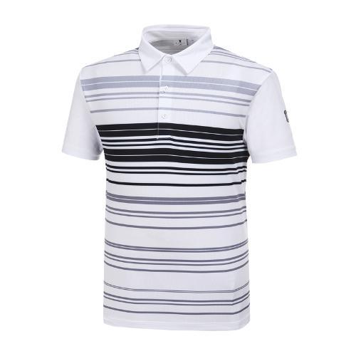 [와이드앵글] 남성 멀티 ST. 메쉬 티셔츠 WMM19221W2