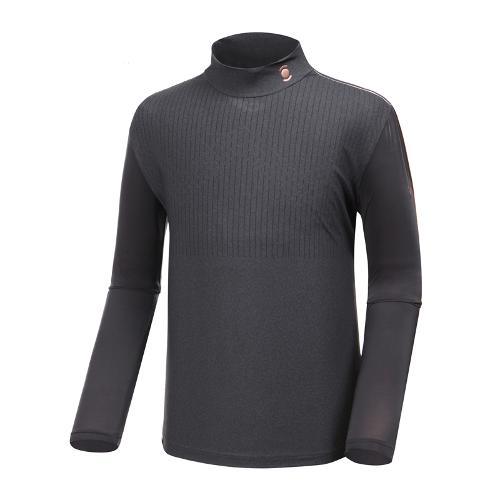 [와이드앵글] 남성 W.아이스 리미티드 반넥 티셔츠 WMM19204C4