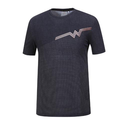 [와이드앵글] 남성 W리미티드 라운드 티셔츠 WMM19222N2
