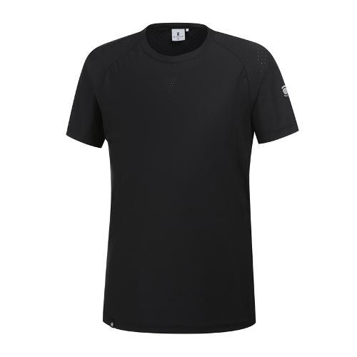 [와이드앵글] 남성 W.아이스 라운드 티셔츠 WMM19224Z1