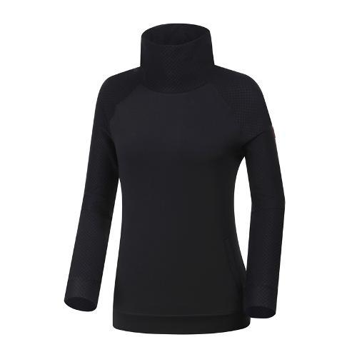 [와이드앵글] 여성 변형넥 풀오버형 티셔츠 WWP19205Z1