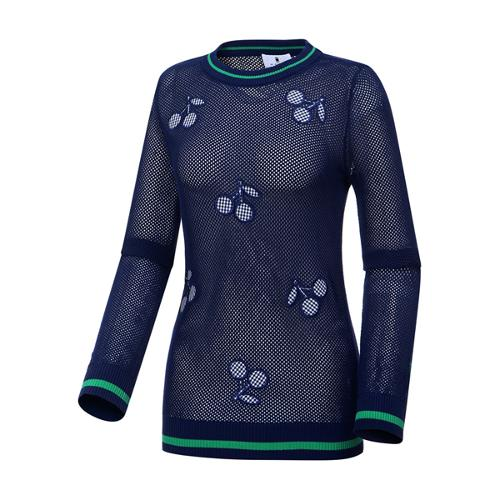 [와이드앵글] 여성 SCANDIC 베리 라운드넥 스웨터 WWP17K35B9