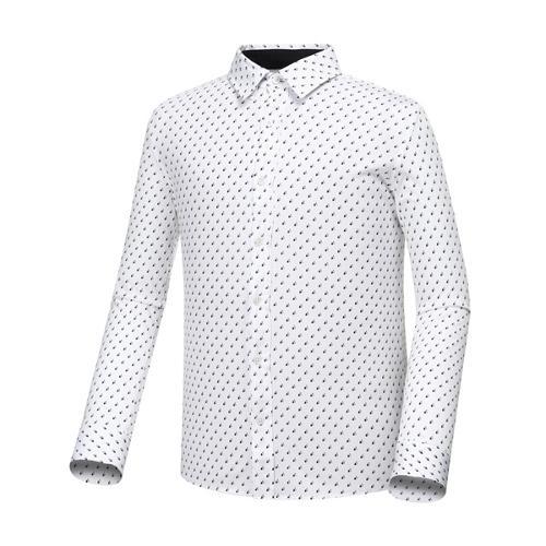 [와이드앵글] 남성 SCANDIC 패턴 져지 셔츠 WMP18433W3