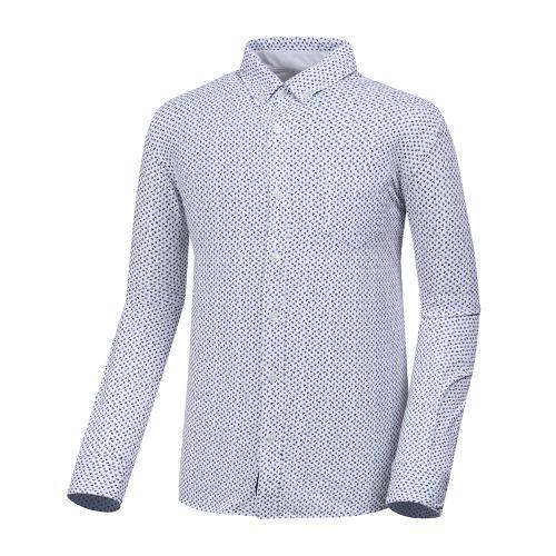 [와이드앵글] 남성 패턴 져지 셔츠 WMP19431W2