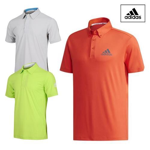 아디다스 골프 남성 반팔 티셔츠