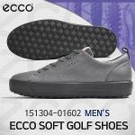 에코 151304-01602 SOFT 골프화 남성