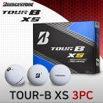 브리지스톤 TOUR-B XS 3피스 골프볼 골프공