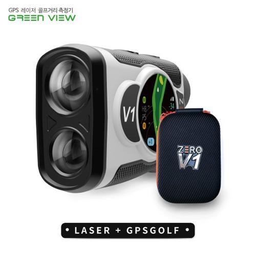 골퍼스정품 그린뷰 ZERO1(제로원) 레이저 거리측정기