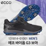 에코 131814-01001 바이옴 G3 보아 골프화 남성