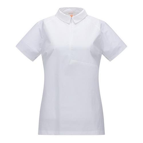 [ELORD] GX 여성 스포티 카라 티셔츠_NQTCM19902WHX