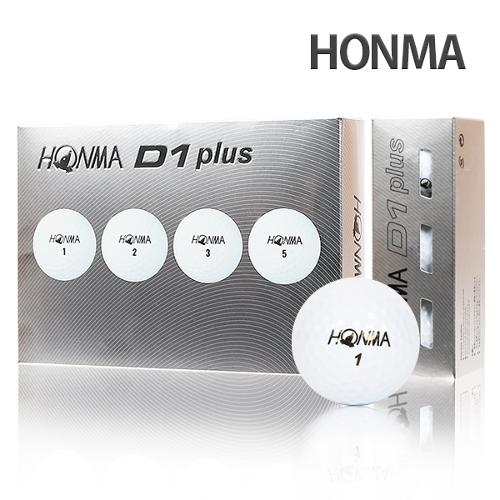 D1 PLUS 고반발 골프볼 골프공 3피스 선물포장가능