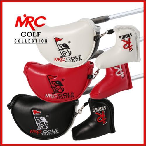 MRC GOLF NW STYLE 미드 반달형 퍼터커버 - MRPC-1301