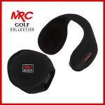 MRC GOLF 남녀공용 겨울 방한 패션 로고 귀마개