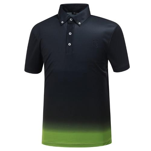 [와이드앵글] 남성 JAPAN 그라데이션 티셔츠 WMM19271Z1