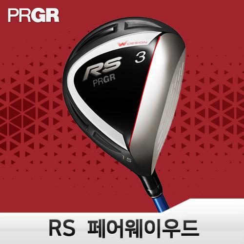 PRGR 2019 RS 페어웨이우드 프로기어 한국지사정품