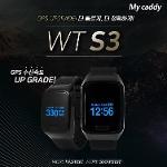 마이캐디 WT S3 GPS 보이스 거리측정기 골프용품 필드용품 거리측정용품