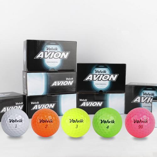 볼빅 AVION 신형아비온 30구5컬러 골프공(골프티증정)