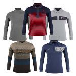 영랜드 히트업 폴라폴리스 목폴라 티셔츠 RM9W424