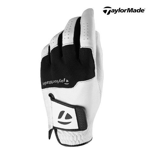 테일러메이드 스트라터스 레더 남성 왼손 골프장갑_N65441_골프장갑 골프용품 Taylormade Stratus Tech