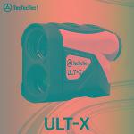 텍텍텍 ULT-X 레이저 거리측정기 슬로프+스탠다드