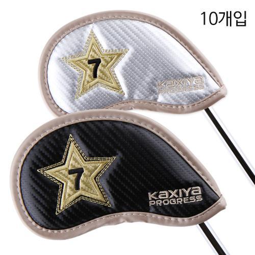 [KAXIYA] 카시야 스타 아이언커버 세트(10개입)