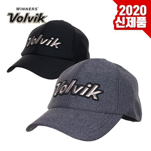 [2020년신제품]볼빅 VAIF 입체로고 내장 귀달이캡 겨울용 골프모자-2종칼라
