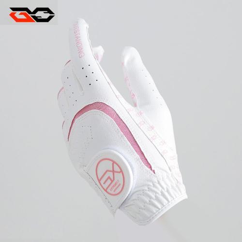 [지엑스오] GXH-M 3D통풍 미끄럼방지 여성 양손 골프장갑