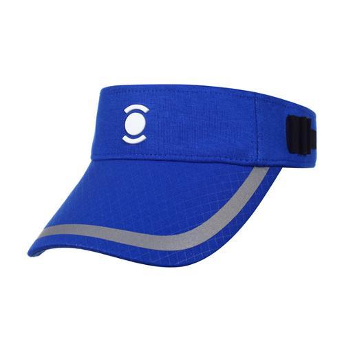 [와이드앵글] 남성 남녀공용 하이컷 시즌썬캡 (BLUE ) WMU17C01B6