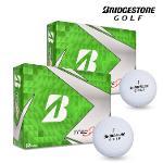 브리지스톤 트레오 소프트 2피스 골프공 12알 2더즌 골프볼 필드용품 BRIDGESTONE TREO SOFT GOLF BALL