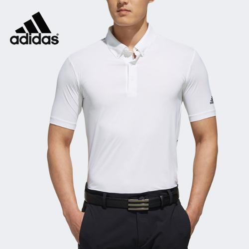 아디다스 SS 클리마쿨 3S 메쉬 폴로 남성 반팔 티셔츠