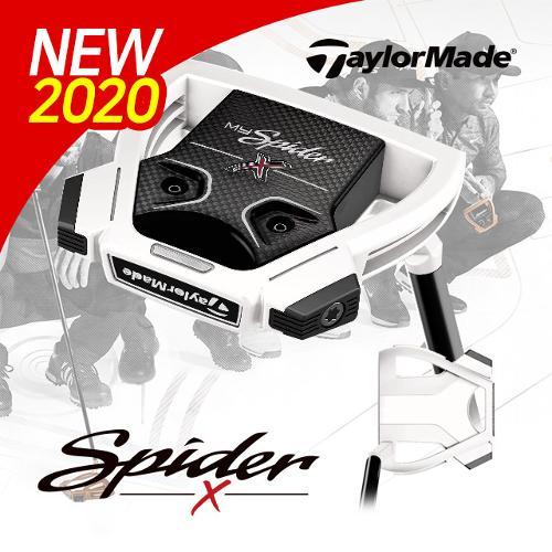 (테일러메이드정품) 2020 스파이더X퍼터(쵸크/화이트)