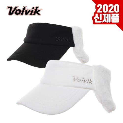 [2020년신제품]볼빅 VAHF 겨울용 방한 털귀달이 선바이저 썬캡