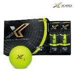 2020 젝시오 11 X 골프공 12알 골프볼 옐로우볼 골프용품 필드용품 XXIO ELEVEN X GOLF BALL