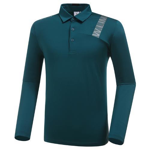 [와이드앵글] 남성 W리미티드 긴팔 티셔츠 M WMP20204G9