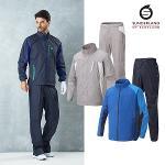 선덜랜드 남성 최고급 방수 비옷 상하의세트 3종 택1