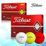 [타이틀리스트정품] 20 TRUFEEL 트루필 골프볼 (2pcs)