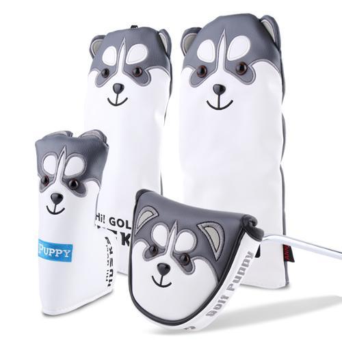 [KAXIYA] 카시야 골프 퍼피 강아지 디자인 헤드커버 모음