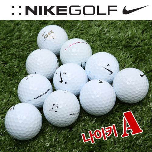 [나이키골프] NIKE 3피스 로스트볼/골프공 A등급_10알 구성_249402