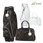2020 젝시오 여성 엘레강스 캐디백세트 골프용품 필드용품 GGC-X113W GGB-X113W XXIO ELEGANCE GOLF BAG