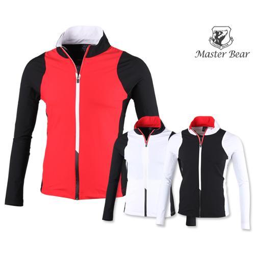 마스터베어 투어핏 입체절개 스윙 바람막이 재킷 MS20S801