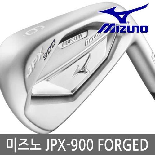NEW 미즈노 JPX-900 포지드 카본 단품 아이언-남성