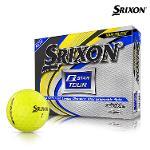 20 스릭슨 큐스타 투어3 골프공 12알 옐로우볼 골프용품 필드용품 SRIXON Q-STAR TOUR GOLF BALL